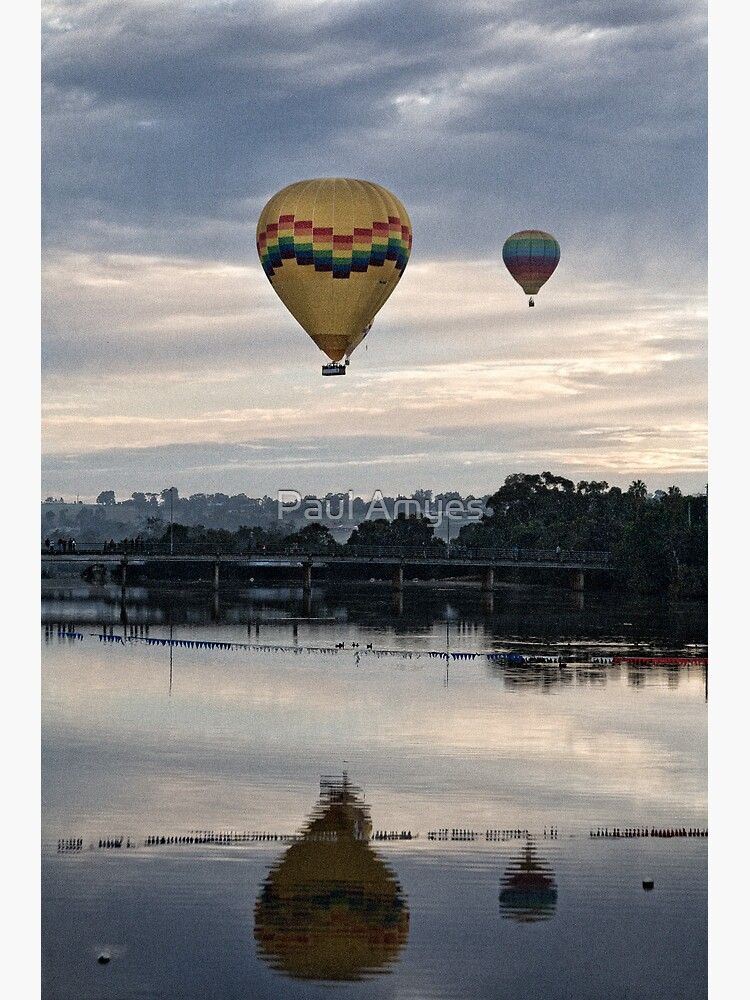 Hot Air Balloons  by AmyesPhotograph
