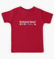 Rockaway Beach - Color Kids Tee