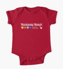 Rockaway Beach - Color One Piece - Short Sleeve