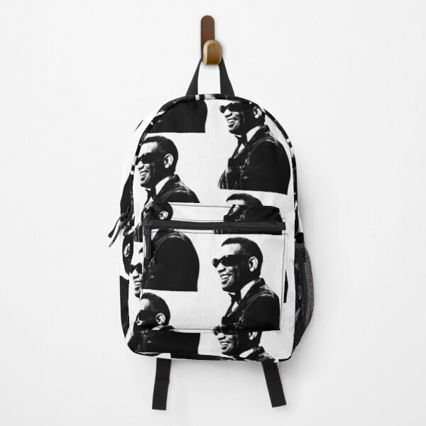 Best Selling  American Singer Songeriter Ray Pianist And Composer Trending Charles Smewew Popular International Music R&B Soul Blues  Backpack