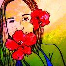 """Surfer Girl 2 by Belinda """"BillyLee"""" NYE (Printmaker)"""