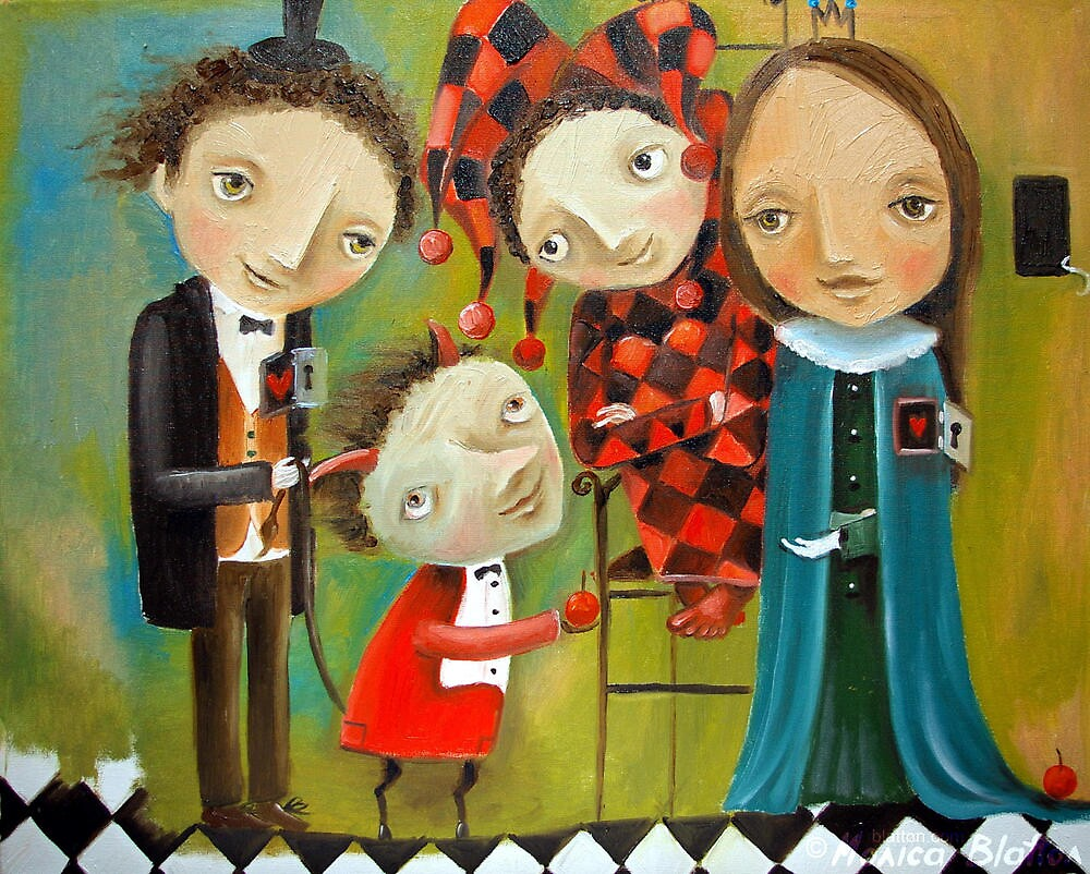 Temptation by Monica Blatton
