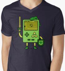 LNK Mens V-Neck T-Shirt