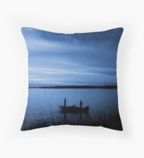 Two if by Sea Throw Pillow