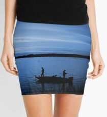 Two if by Sea Mini Skirt