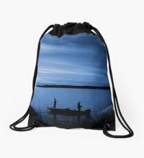 Two if by Sea Drawstring Bag