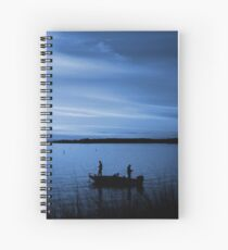 Two if by Sea Spiral Notebook