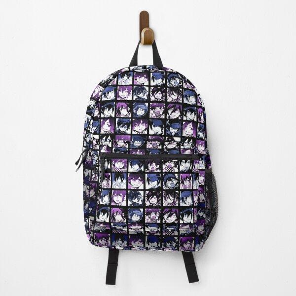 Shuichi and Kokichi Manga Collection (Colored) Backpack