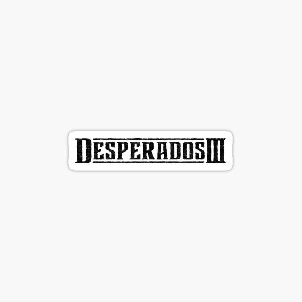 Desperados 3 Sticker