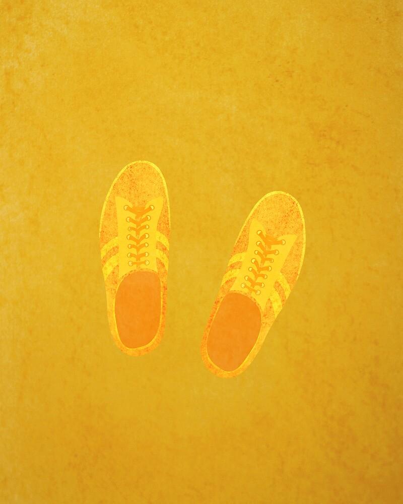 Shoes by Bo Jong Kim