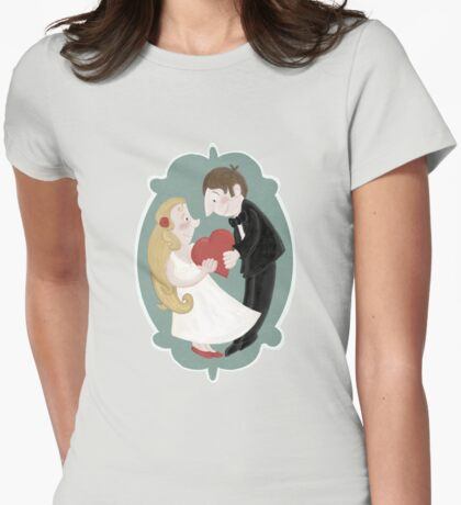 Happily in love T-Shirt
