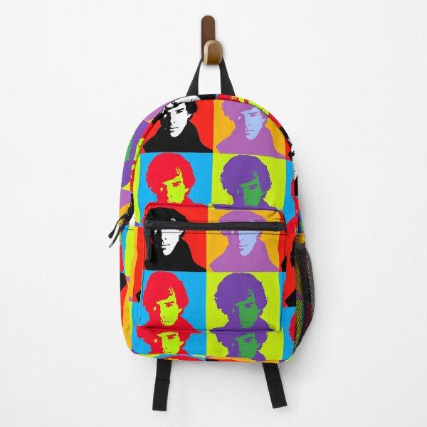 Pop Sherlock Holmes Backpack