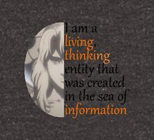 Ghost in the Shell quote from the Puppet Master Unisex T-Shirt