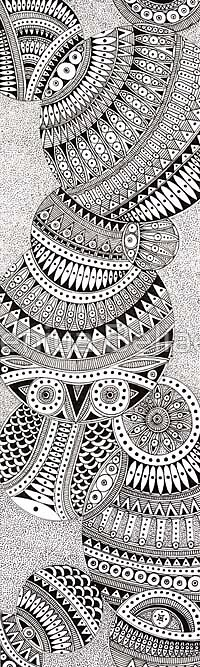 Drawing for tshirt by Kseniya Beliaeva