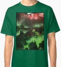 Monster Hotspring Classic T-Shirt