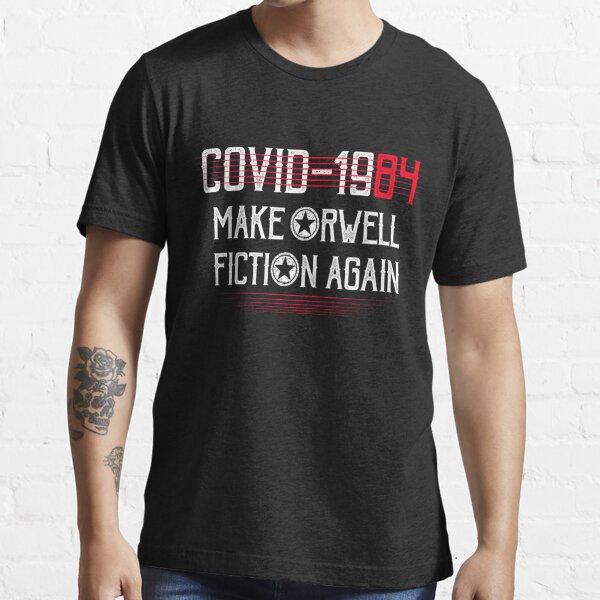 Covid 1984 Orwell Essential T-Shirt