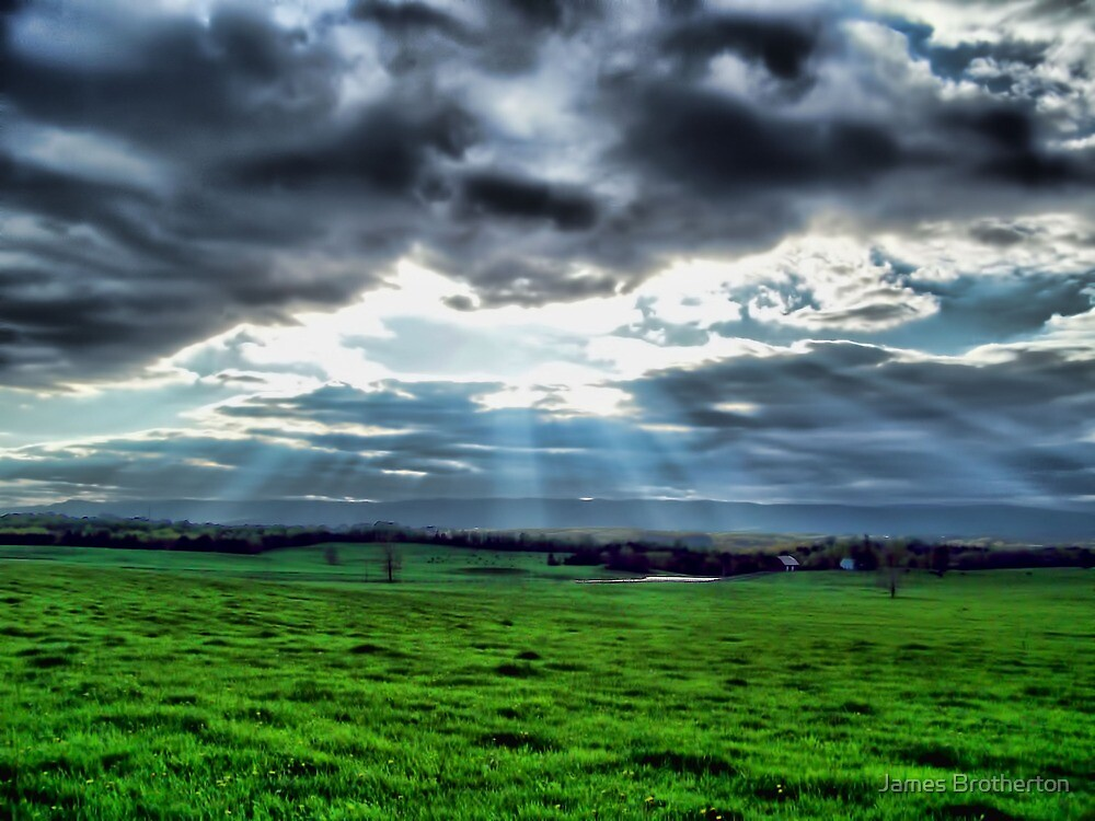 Break In The Clouds by James Brotherton