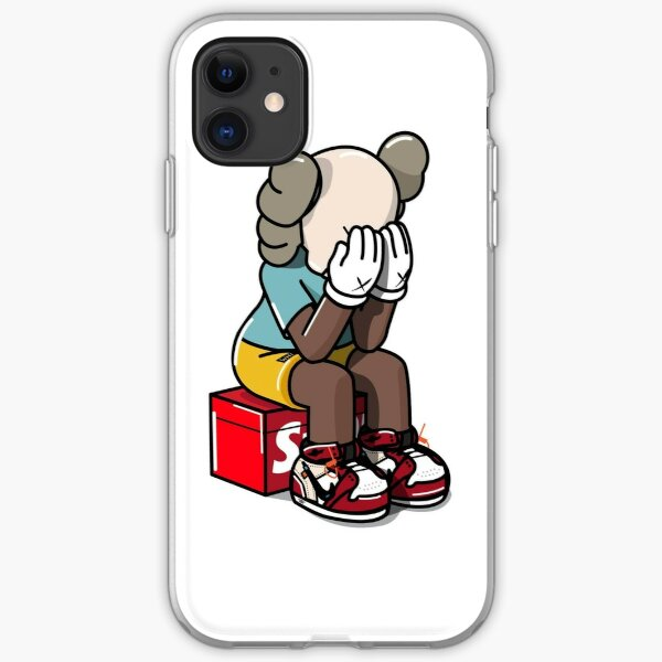 Kaws Iphone Cases Covers Redbubble
