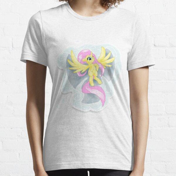 Fluttershy's Cloud Angel Essential T-Shirt