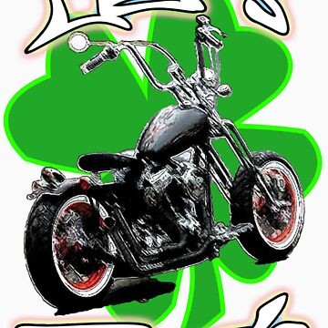 Let's Ride Saint Patty's Day by ZombieNinja3G