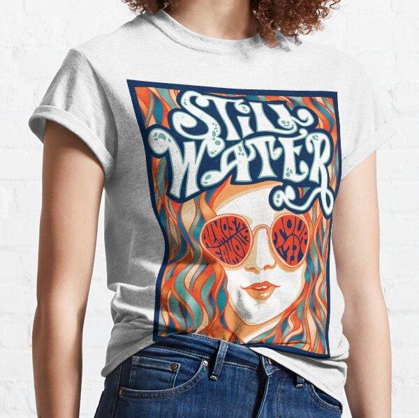Stillwater - Almost Famous Tour '73 / blue Classic T-Shirt