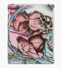 Bear Basket Still Life iPad Case/Skin