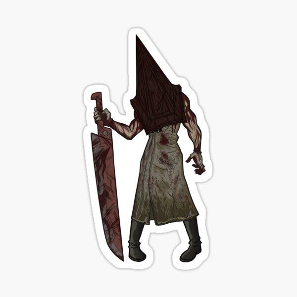 Dead by Daylight Pyramid Head Sticker