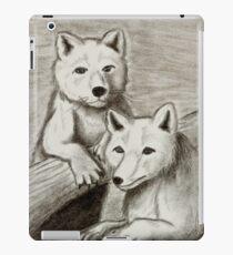 Arctic Fox iPad Case/Skin