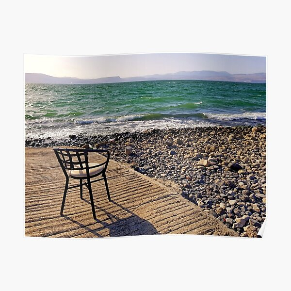 Sea of Galilee Poster