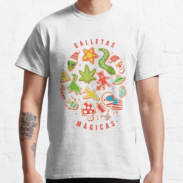 Galletas Navidad Camiseta clásica