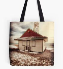 prominent on the promenade Tote Bag