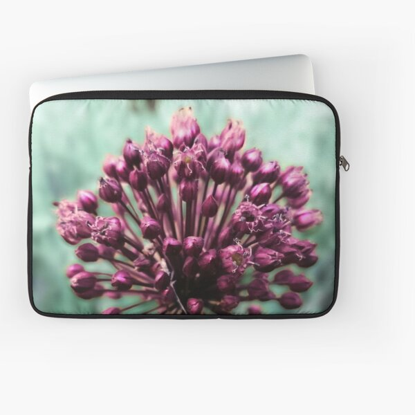 Forest flower 4 Laptop Sleeve