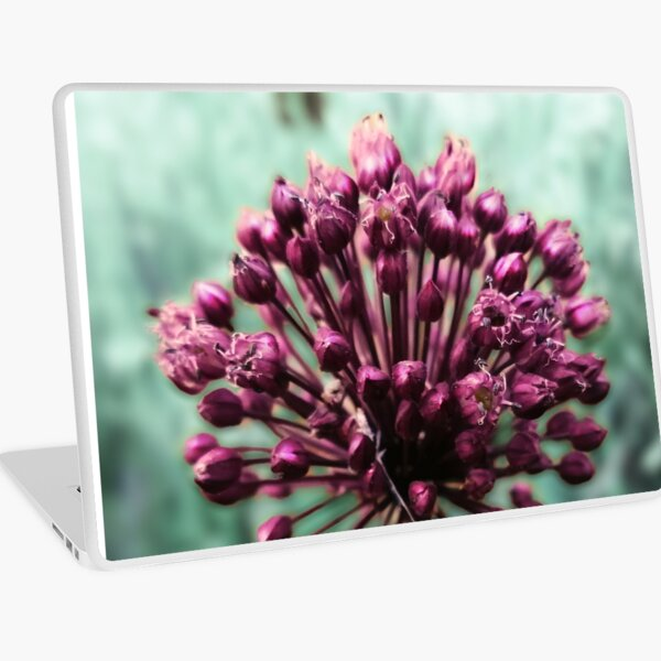 Forest flower 4 Laptop Skin