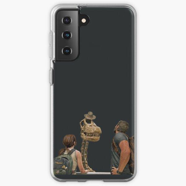 Ellie et Joel au Musée | Le dernier d'entre nous, partie 2 Coque souple Samsung Galaxy
