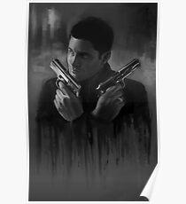 Dean Winchester Poster