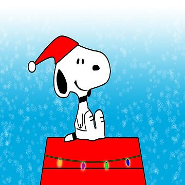 Snoopy Dog party Christmas by Ringskulls
