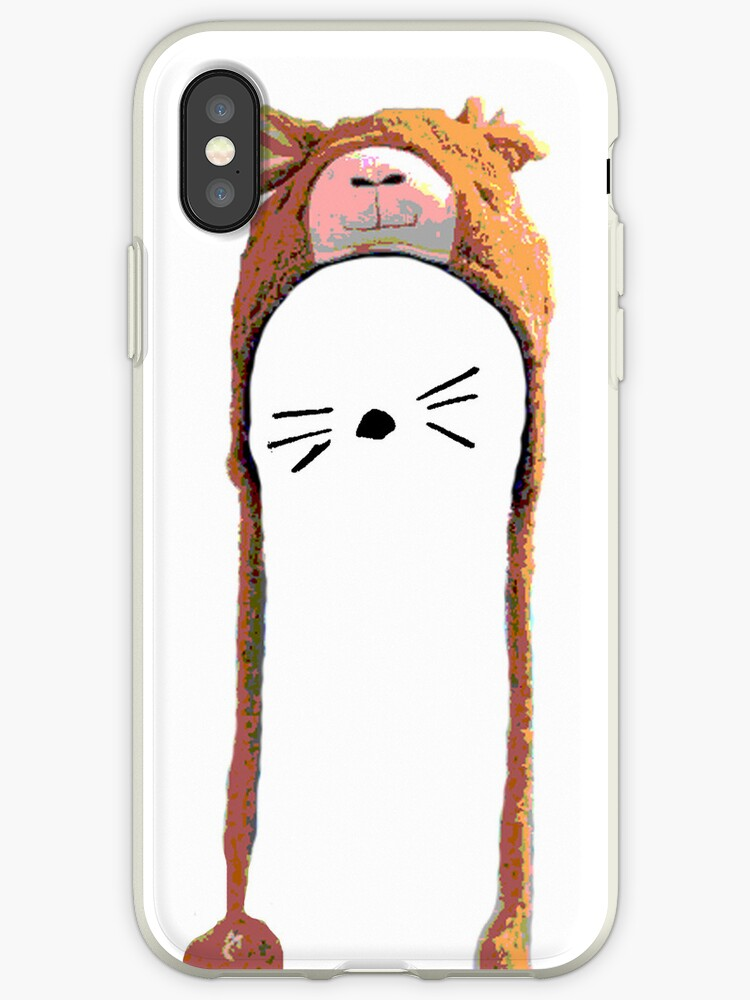 Danisnotonfire Llama Hat Iphone Cases Covers By Annabelrw Redbubble