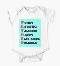 FATHER Kids Clothes