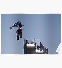 Nitro Circus Melbourne GP #2 Poster