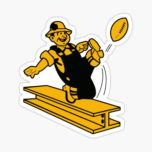 Steelers-Pittsburgh Sticker