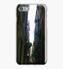 Catalonian Alley iPhone Case/Skin