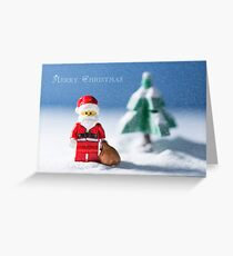 Christmas Greeting Card Greeting Card