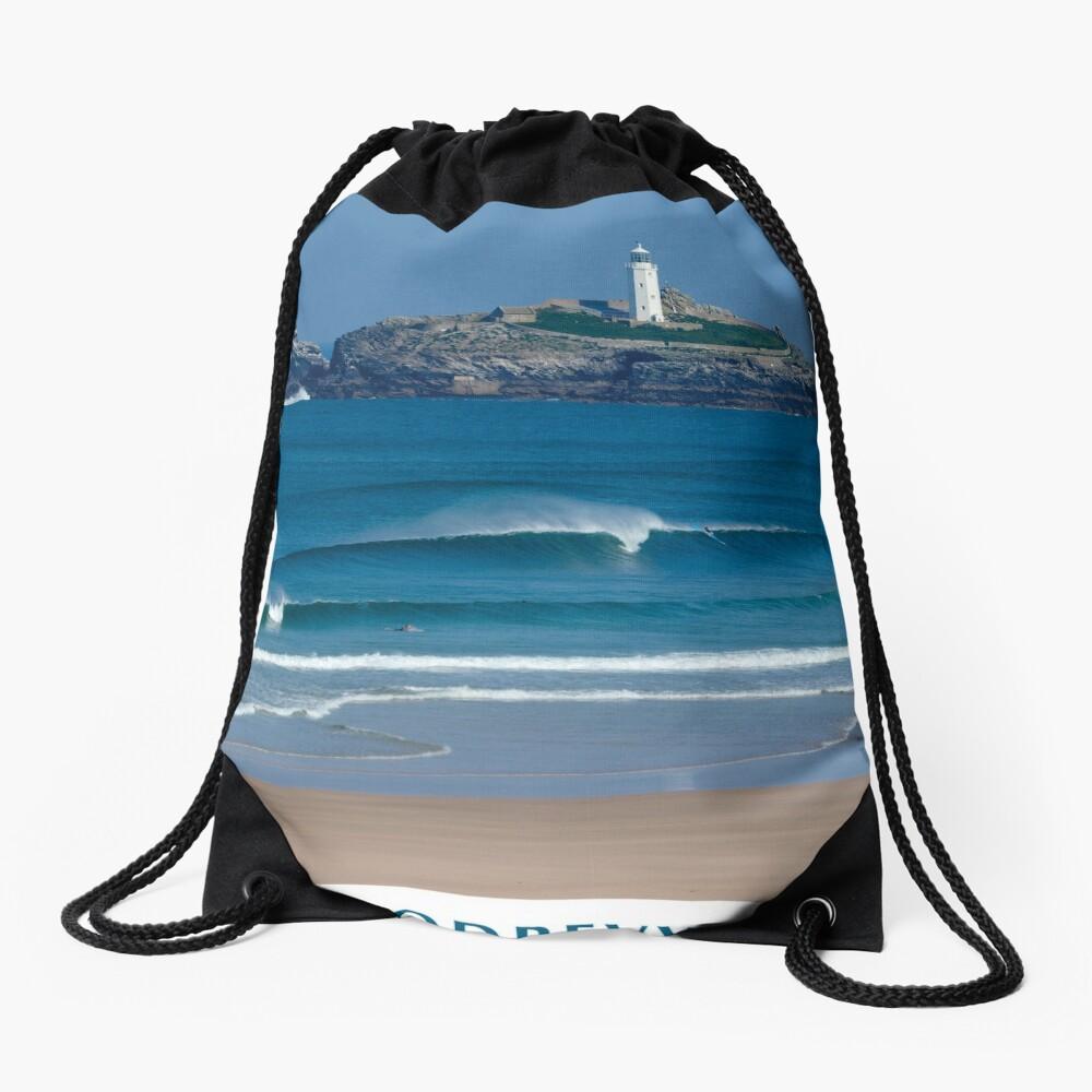 Godrevy Surf Drawstring Bag