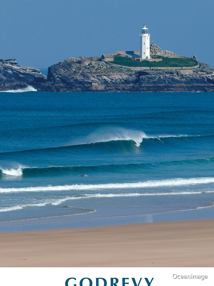 Godrevy Surf by OceanImage