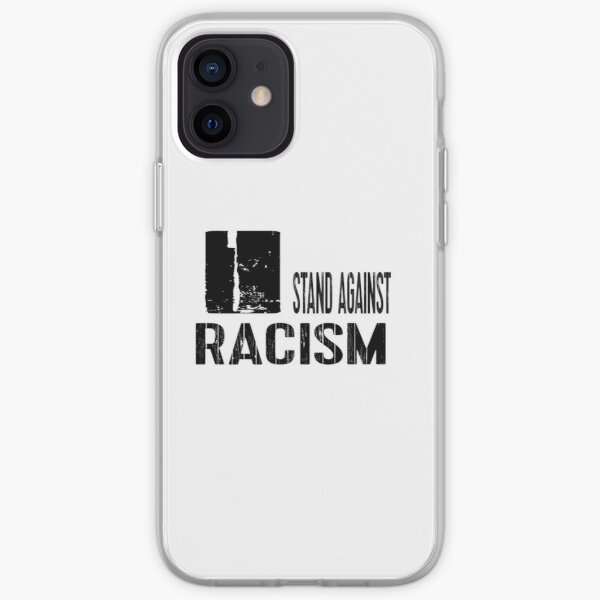 Stand Against Racism iPhone Soft Case