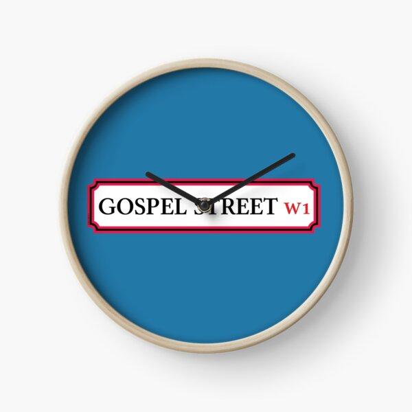 Gospel Street Clock