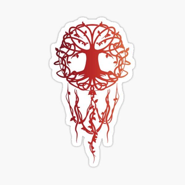 Dreamcatcher: Dystopia (The Tree of Language) ver. 1 Sticker