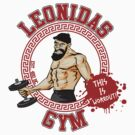 Leonidas Gym by Delinquent21