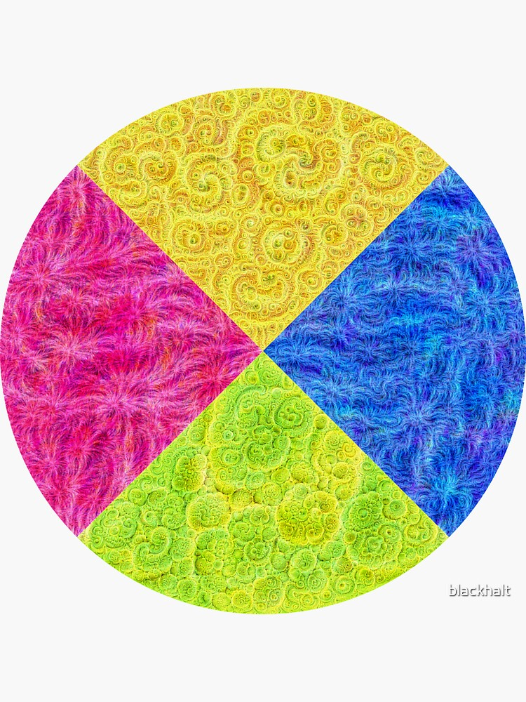 #DeepDream Color Circle Visual Areas 6x6K v1448932478 by blackhalt