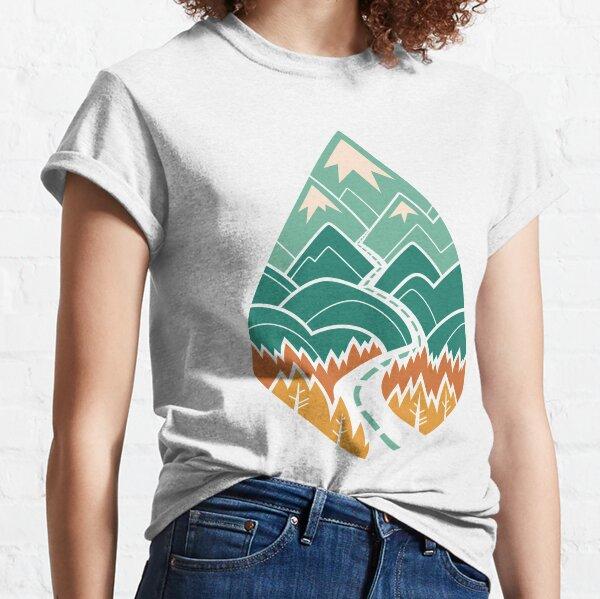 Die Straße geht weiter: Sommer Classic T-Shirt